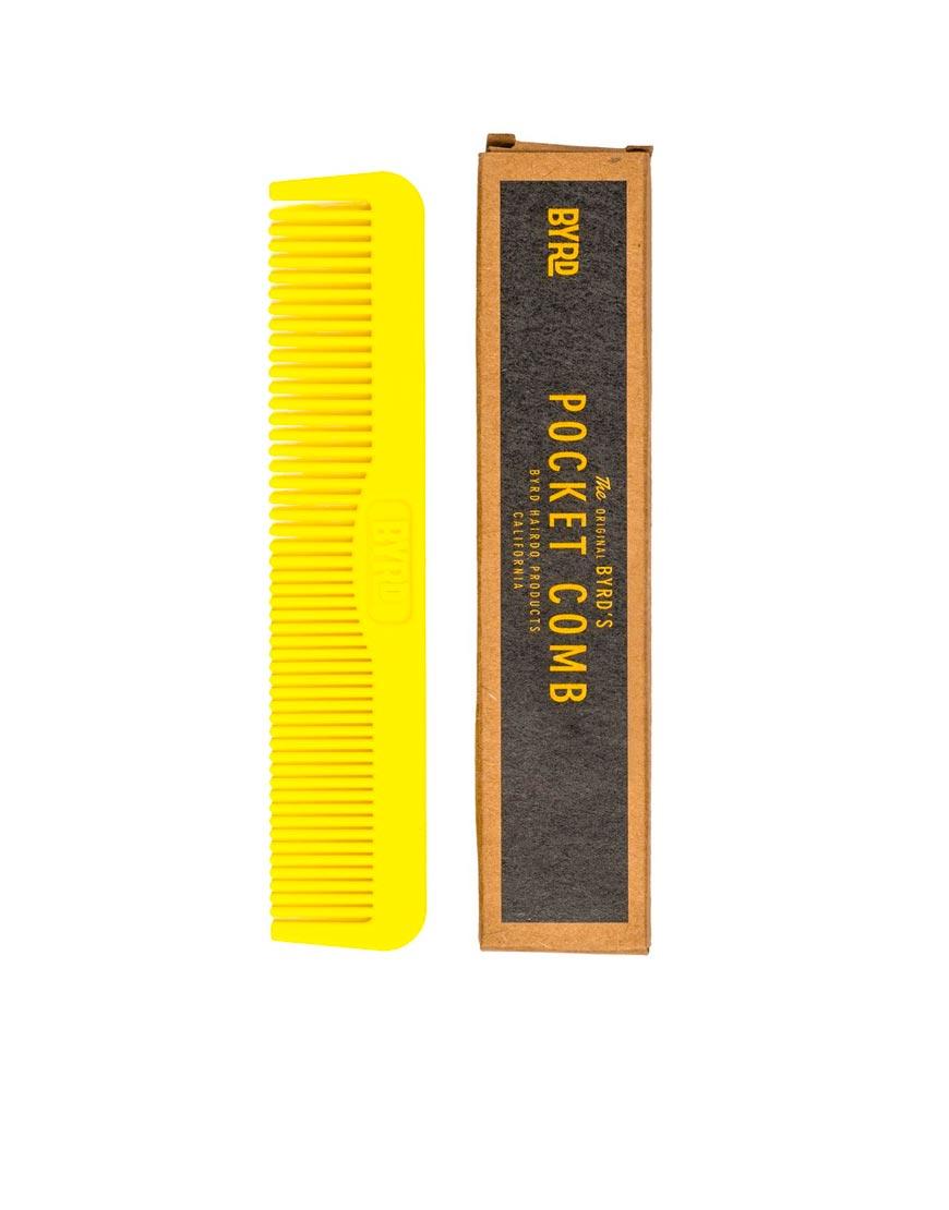 Byrd Pocket Comb, 13cm Kamm