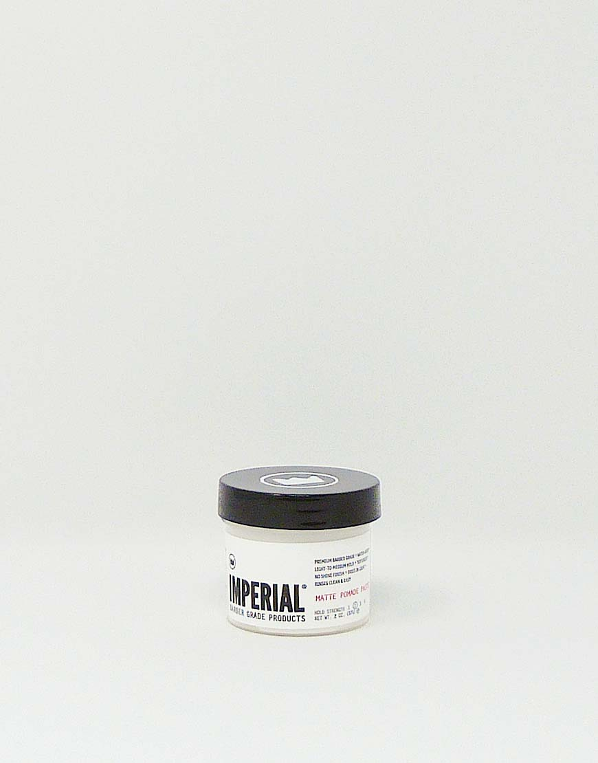 Imperial Barber Matte Pomade Paste Travel Size 57g
