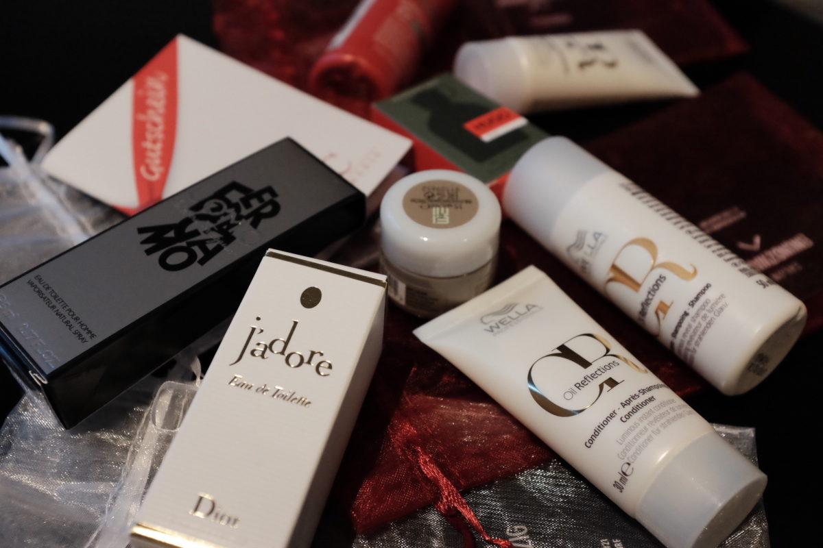 Geschenke für unsere Kunden